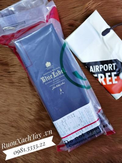 Rượu JW Blue Label Duty Hàn 1L