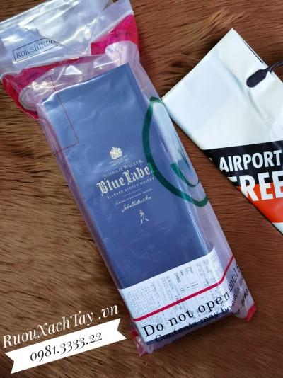 Rượu JW Blue Label Duty Hàn